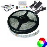 Digitale LED RGB Strip - 7,2W/m - SMD5050-WS2811 - DC12V - 5m - IP65