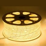 LED Strip 230V - Warm wit - 2700K - 60xSMD5050/m - IP66 | MP210009B QUALEDY®  301-400 Lm