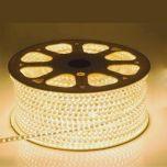 LED Strip 230V - Wit - 4000K - 60xSMD5050/m - IP66 | MP210049B QUALEDY®