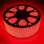 LED Strip 230V - Rood - 60xSMD5050/m - IP66 | MP210052B QUALEDY®