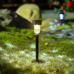 LED Solar Tuinlamp - Rond - Stelo | MP980014 Aigostar  < 100 Lm