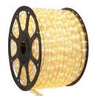 LED Lichtslang - Warm wit (3000K) - 2,5W/m - IP44 - Ø13mm