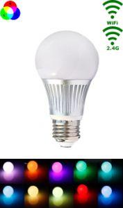 Smart LED E27 lamp - 5W - RGBWW - WiFi/RF | MP012737 MiBoxer/Milight E27