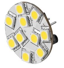 LED G4 - 2,0W - Backpin (20W halogeen vervanger) | MP060010 QUALEDY® G4