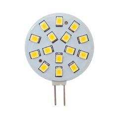 LED G4 - 3 Watt - 15SMD - Sidepin - Ø30 - Vervangt 35W | MP060021 QUALEDY® G4 301-400 Lm