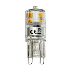 LED G9 - 2 Watt - 3000K - 200Lm - 46mm - 360° - Vervangt 20W