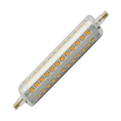 LED R7S 10 Watt - 3000K - 1200Lm - Dimbaar | MP110005W QUALEDY® R7s > 500 Lm