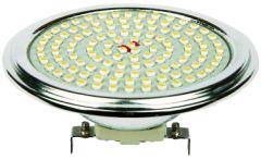LED AR111-6W-120SMD-12V-3000K
