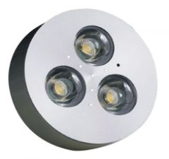 LED Puck spot (opbouw) - 8,4W - 12V - Complete dimbare set | MP130031 QUALEDY® G53