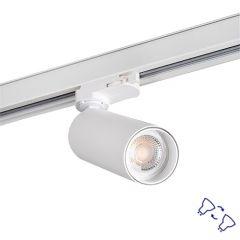 LED Railarmatuur ACORD met vervangbare GU10 - Wit | MP150039W Kanlux GU10 Naar keuze