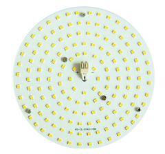 LED Plafonniere lamp - 15W - 1250Lm - Ø142mm | MP170002W QUALEDY®