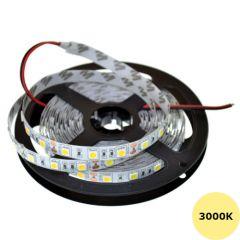 LED Strip 12V - 3000K - 14,4W/m - 300 SMD5050 - 5m - IP65 | MP210101 QUALEDY®  > 500 Lm