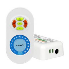 MiBoxer - Dual Color LED Strip Controller-set - 12-24V - 6A - 2 Zones | MP210105 MiBoxer/Milight