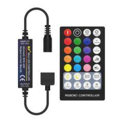 LED Strip Controller - RGB - 12-24V - 6A - met 28 knops RF afstandsbediening | MP210142