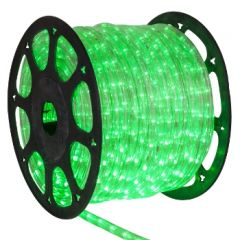 LED Lichtslang - Groen - 2,5W/m - IP44 - Ø13mm | MP220005B Kanlux
