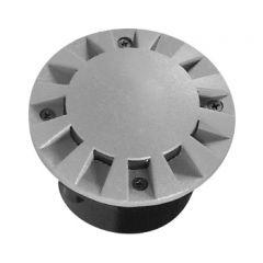 LED Grondspot - 1W - 25Lm - 12LED - 6500K - IP66