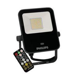Philips LED Buitenlamp met bewegingsmelder - 20 Watt - 2100Lm - 4000K - IP65