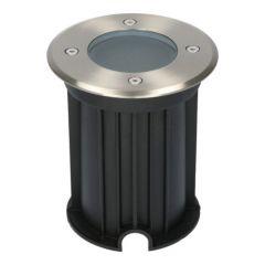 LED Grondspot Maisy - vervangbare GU10 - IP67 - Rond - Dimbaar