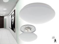 LED Plafondlamp met bewegingssensor - 10W - 4000K - 580Lm - IP40 | MP290004 Kanlux