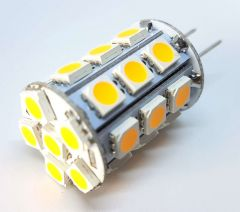 LED GY6.35 - 4,5W - 3000K - 590Lm - 360° (30W halogeen vervanger)
