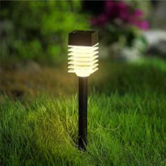 LED Solar Tuinlamp - Vierkant - Stelo - 3000K | MP980016 Aigostar  < 100 Lm