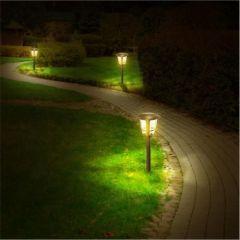 LED Solar Tuinlamp - Klassiek - Stelo - 3000K | MP980017 Aigostar  < 100 Lm