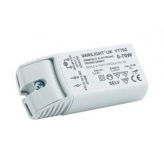 LED Trafo 0-70W - 6A - Dimbaar - YT70Z