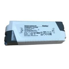 LED Transformator 12V - 0-60W - 5A