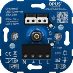 LED Inbouwdimmer - 7-400W - Faseaansnijding / Faseafsnijding