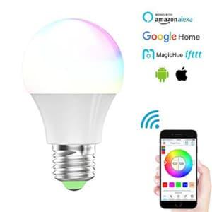 Smarthome LED Lampen