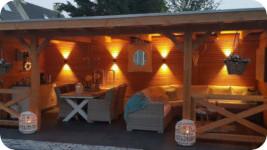 LED Wandlampen voor buiten